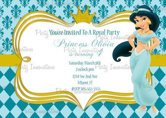 Printable Princess Elsa Frozen Birthday Party Invitation Plus Free