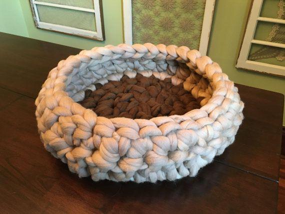 katze bed pet bed cat nest cat hhle katze mbel von hobbyfelt - Einfache Dekoration Und Mobel Samtpfoten Fuer Die Moebel