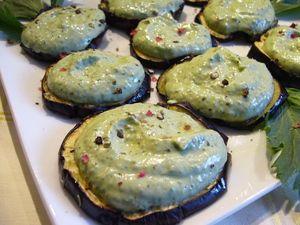 Авокадо-огуречный мусс на баклажановых тостах рецепт с фотографиями