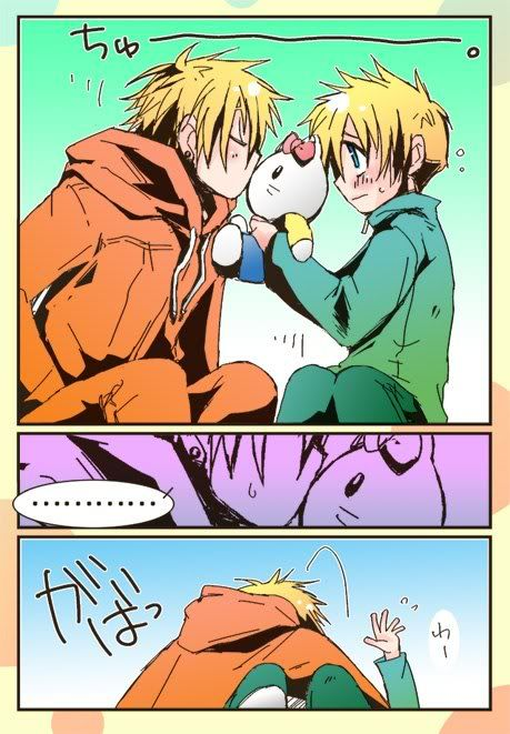 Kenny X Butters Lemon