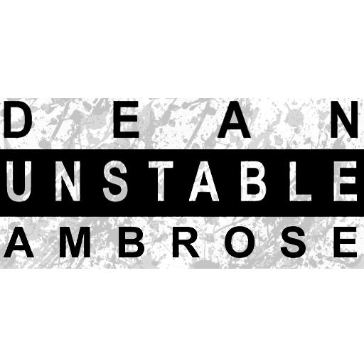 Wwe Dean Ambrose Iron On Stencil Pattern Clothes Design Design