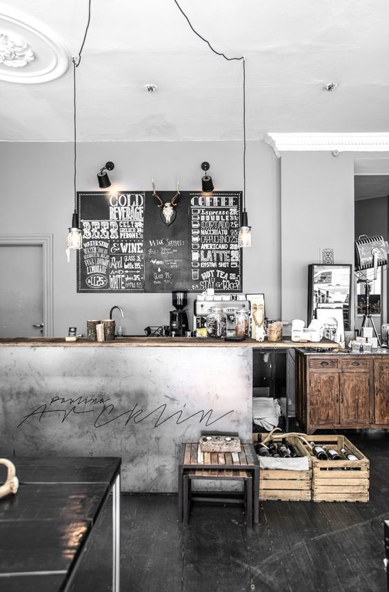 Superb Industrial Cafe Decoration Industrial Cafe Coffee Shop