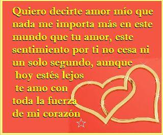 Carta De Amor Para Un Amor A Distancia Con Imagenes Amor A