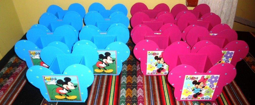 9b7e399d7 Recuerdos de Mickey Mouse para cumpleaños en foami - Imagui | Para ...
