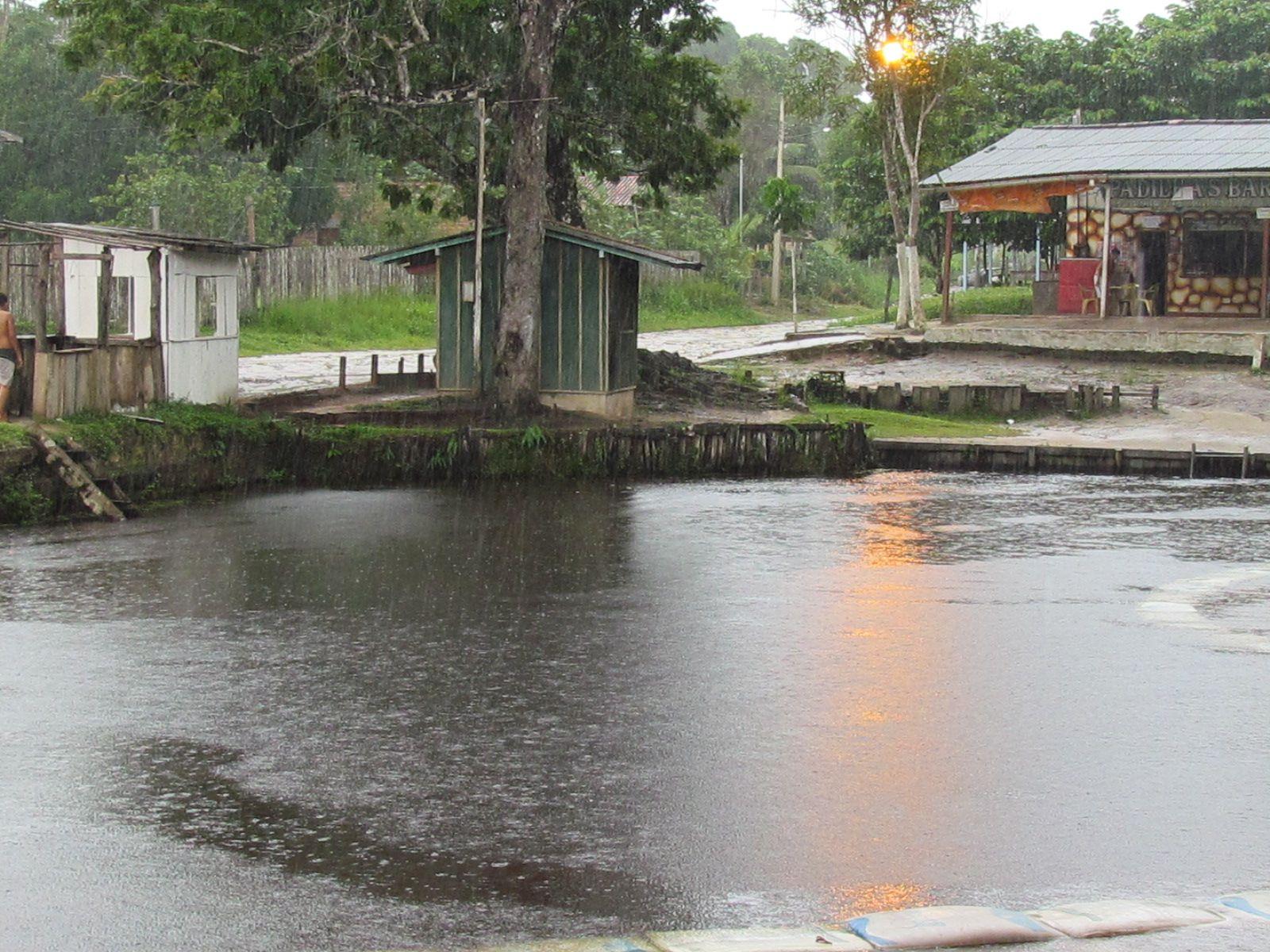 balneatório de santa rosa-vigia-PA-brasil