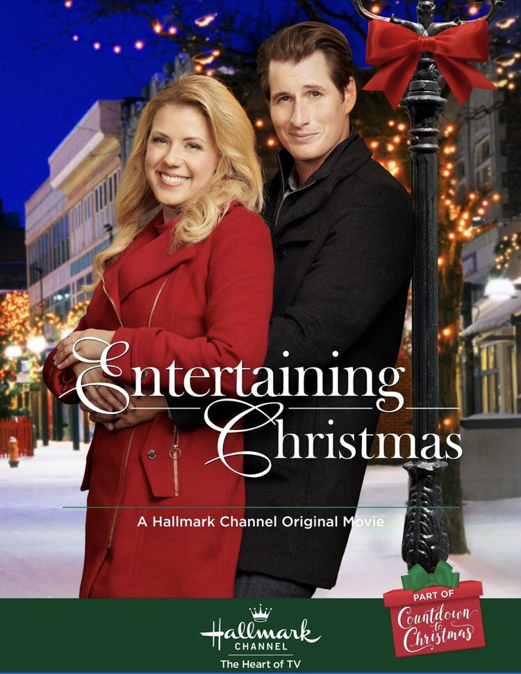 Hallmark 2018 Christmas movie starring Jodie Sweetin