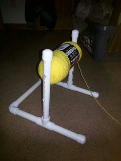 Crochet Yarn Dispenser Google Search Craft Ideas Crochet Tools