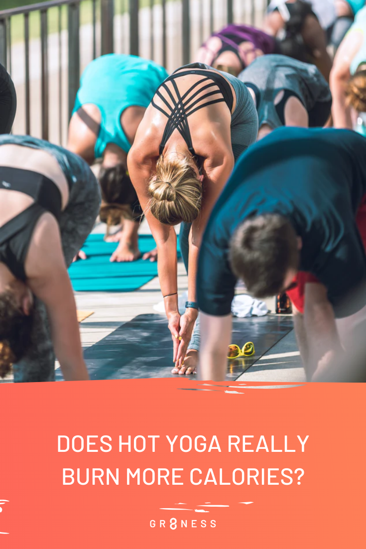 Does Hot Yoga Really Burn More Calories? in 2020 | Hot ...