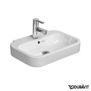 Duravit Happy D2 Handwaschbecken weiß Gäste-WC Pinterest - happy d badezimmer