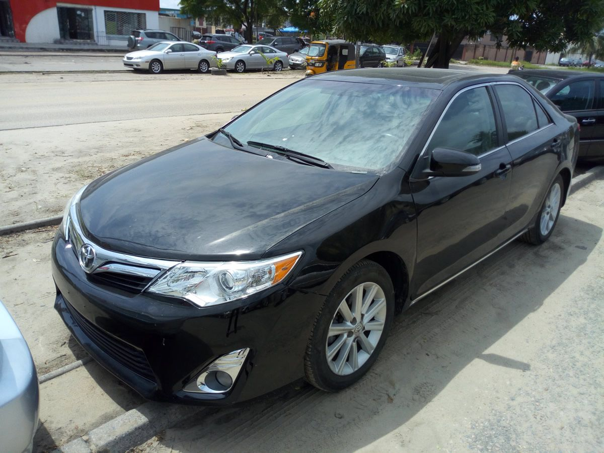 Nigeria foreign used Toyota Camry in Lagos. Contact the
