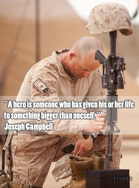 Veterans Day Quotes 30 Veterans Day Quotes  Veterans Day  Pinterest  Joseph Campbell
