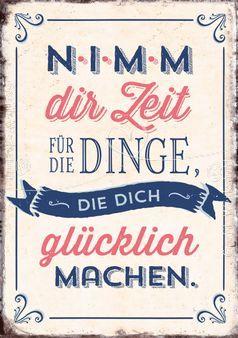 Postkarte Sprüche Lebensweisheit Aus Den Nimm Dir Zeit Postkarten Grafik  Werkstatt Bielefeld Zitate