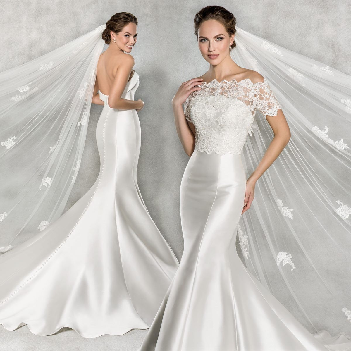 Amore Wed2b Mermaid Wedding Dressesbridesmaid