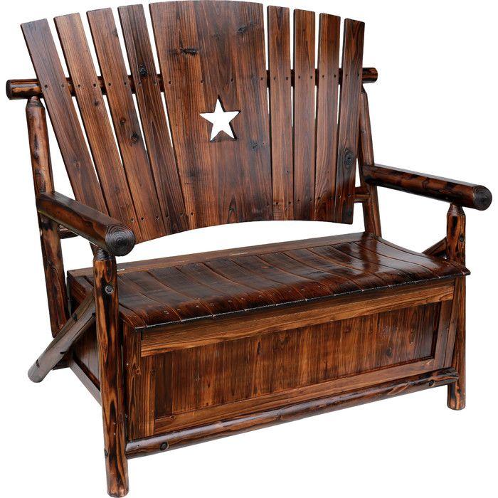 Tremendous Leighcountry Char Log Storage Bench Ii Reviews Wayfair Camellatalisay Diy Chair Ideas Camellatalisaycom