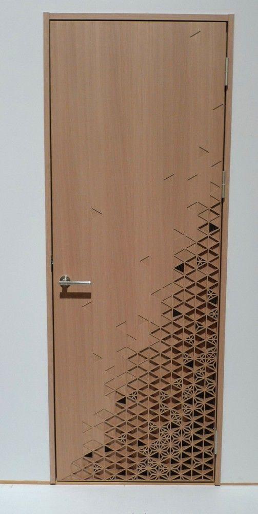 阿部興業が超個性的なドア発売 デザインは佐藤オオキ氏 デザイン パラメトリックデザイン ドアのデザイン