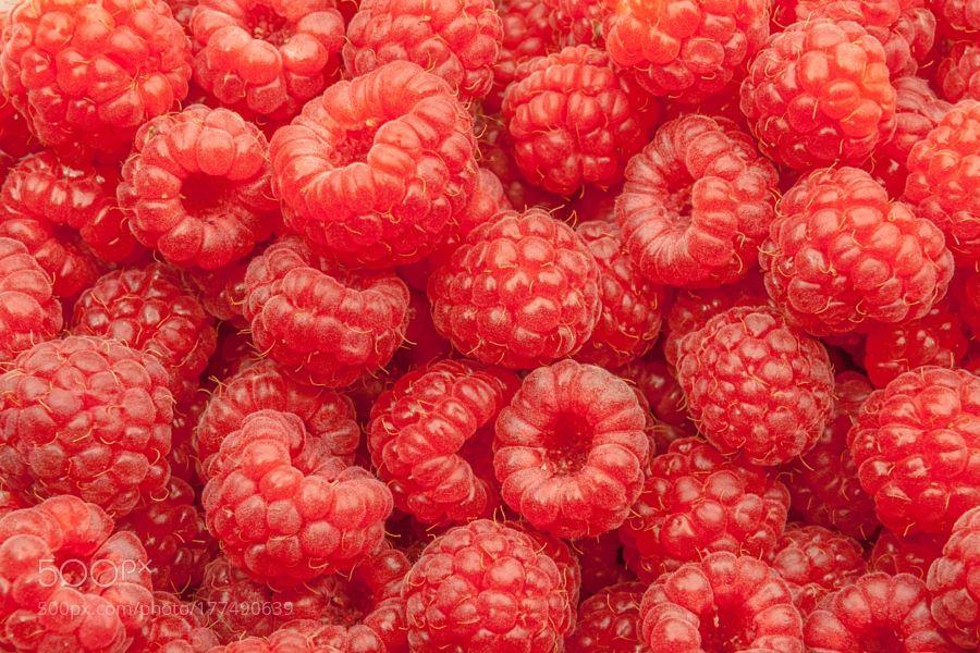 Raspberries wallpaper by Danishch