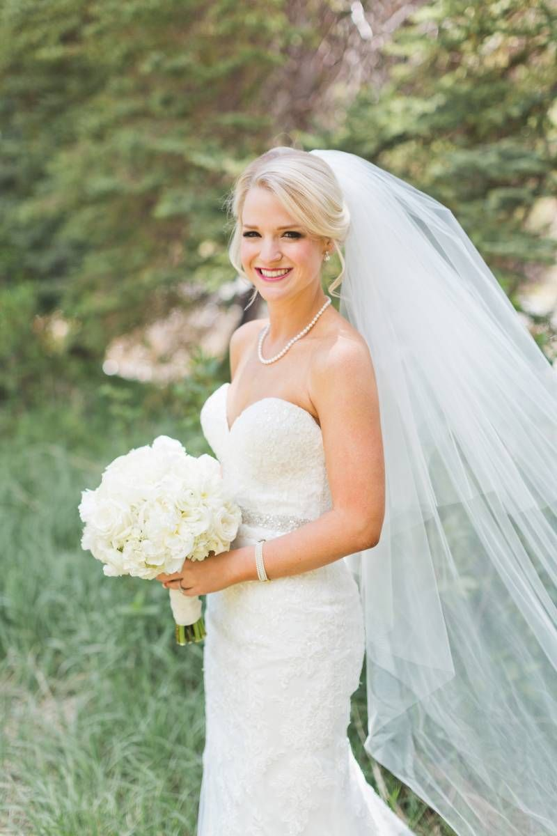 Classy mountain wedding in vail wedding wedding dress and weddings