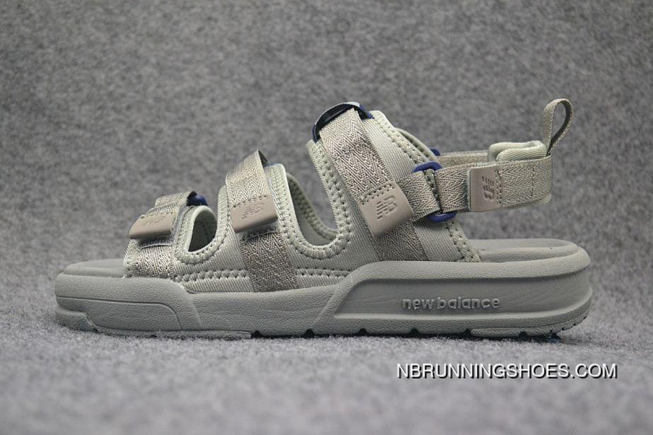 f6d1ee4fcca3f1 New Balance SD3205DD2 Grey Men Women Sports Sandals Unisex Sneakers Online