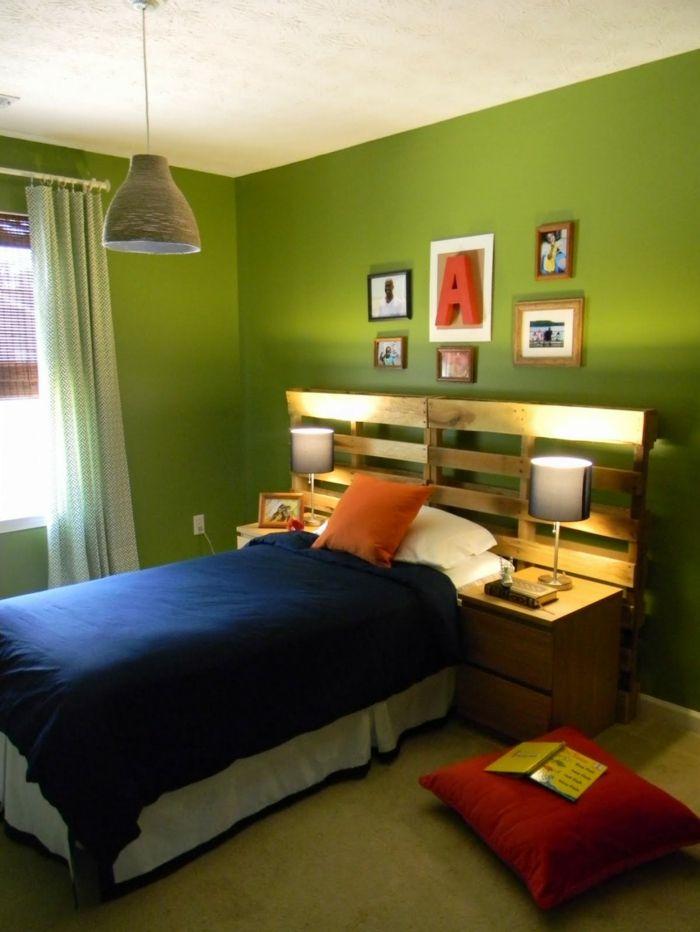 Europaletten Bett- 45 Alternativen für das Kinderzimmer | Pinterest ...