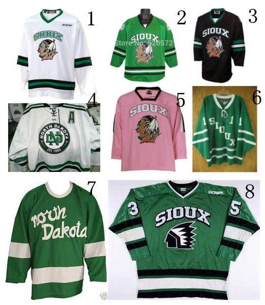 promo code 1cb8a ffbfb 2015 University K1 North Dakota Fighting Sioux Hockey ...
