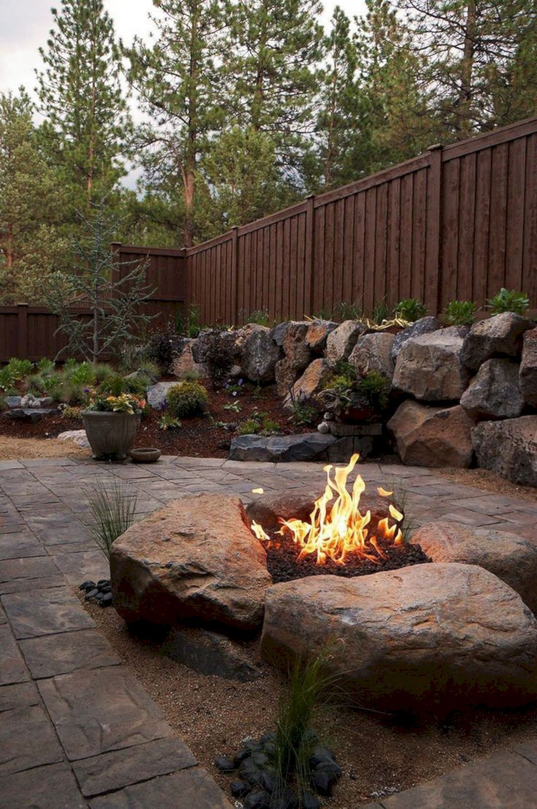 24 Easy And Diy Fire Pit Design For Warm Backyard Ideas