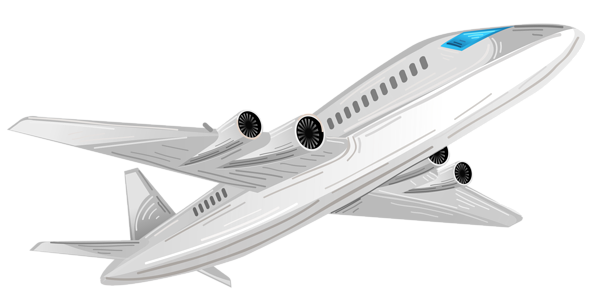 Aircraft Transparent Png Vector Clipart Vector Clipart Clip Art Airplane Drawing