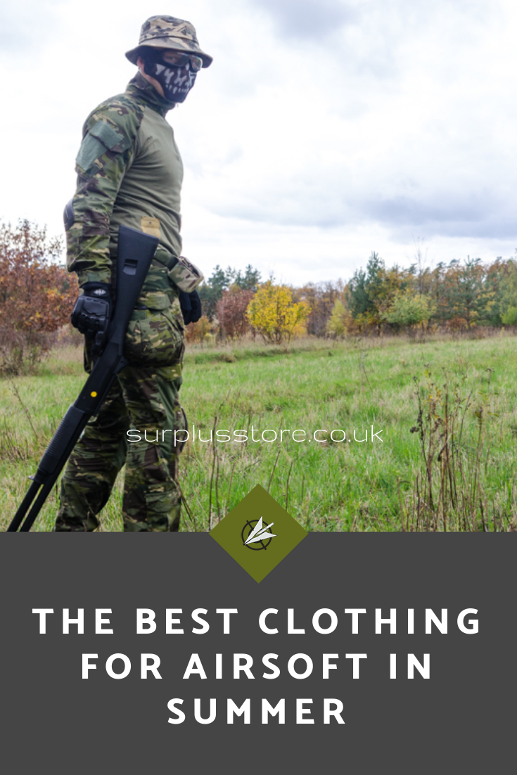 The Best Clothing for Airsoft in Summer Cool outfits