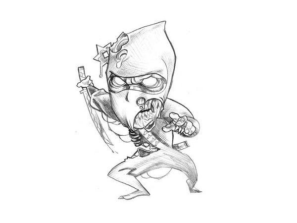 72 Best Tattoo Design Drawings 2020 Cartoon Tattoos Tattoo
