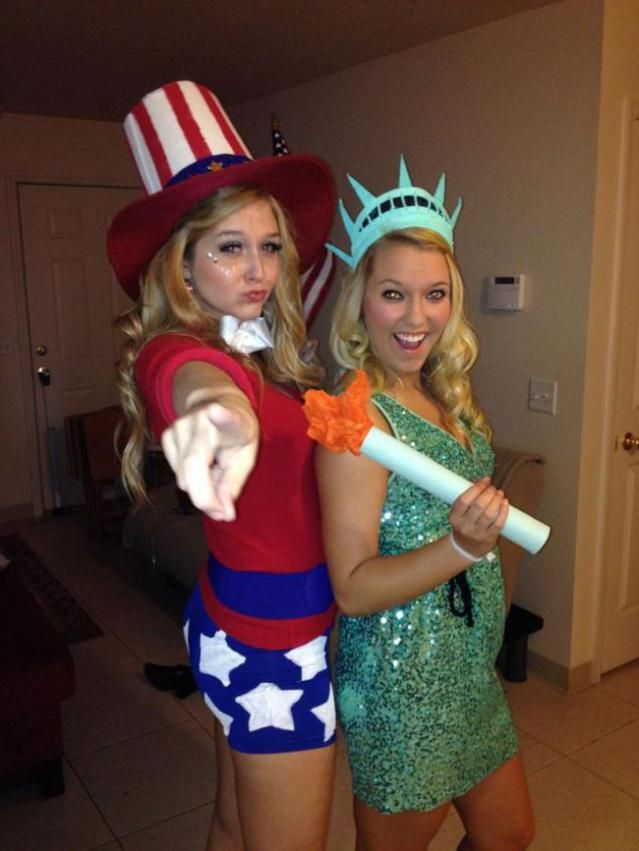 20 Couples Halloween Costumes To Try With Your BFF Couple - his and her halloween costume ideas