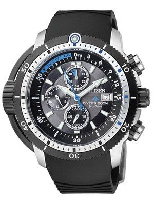 59de2dbaf Citizen Promaster Eco-Drive Aqualand Diver Watch BJ2120-07E BJ2120-07 BJ2120