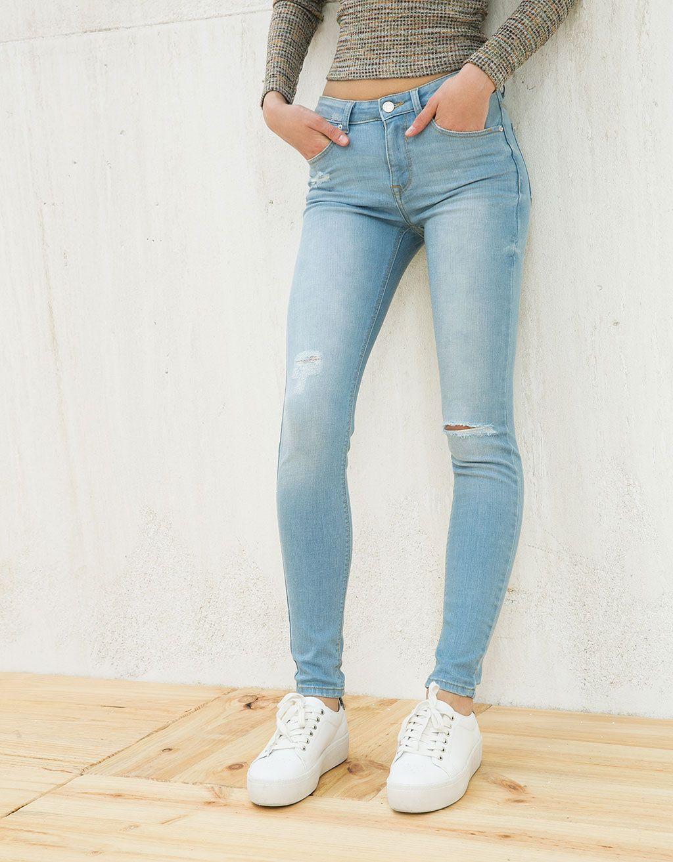 f73ab7b4a5659 Five Pocket Skinny Fit Jeans | Fashion Forward Thinking... | Skinny ...