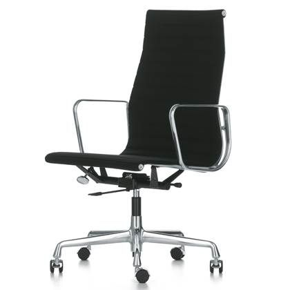 Bureaustoel Eames Vitra.Vitra Eames Ea 119 Bureaustoel In 2020 Swivel Office Chair
