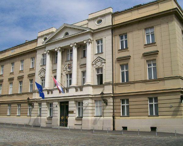 Zagreb Zagreb Croatia Places
