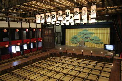 Old Konpira Kabuki Theater (Kanamaru-za) | Marugame / Kotohira | Japan Travel Guide - Japan Hoppers