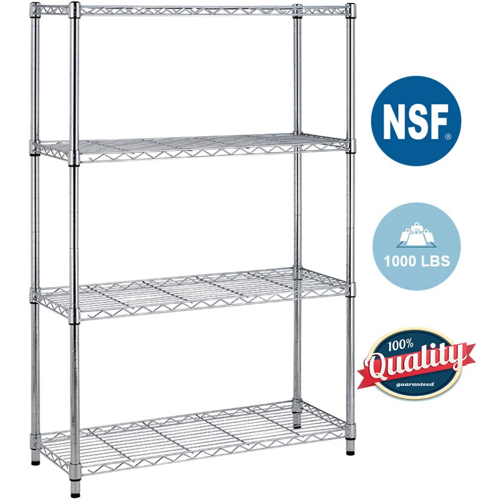 Home Improvement Metal Storage Shelves Wire Shelving Units Wire Shelving