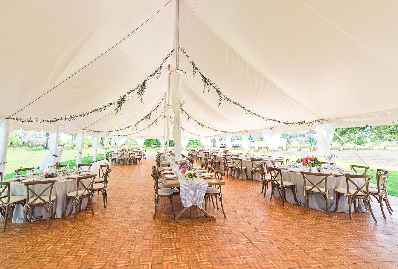 Michigan farm wedding full of rustic elegance michigan