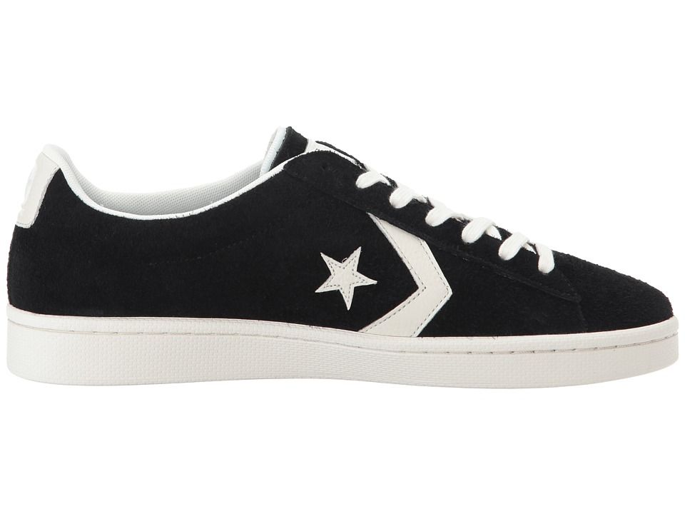 Converse Pro Leather 76 Ox chaussures noir