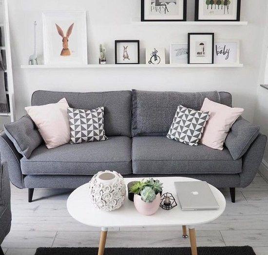 Decoração é no Arrumadíssimo! apartment goals♡ Pinterest