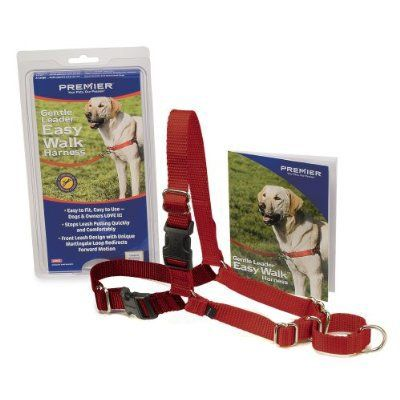 Easy Walk Harness Small Red Check this awesome product