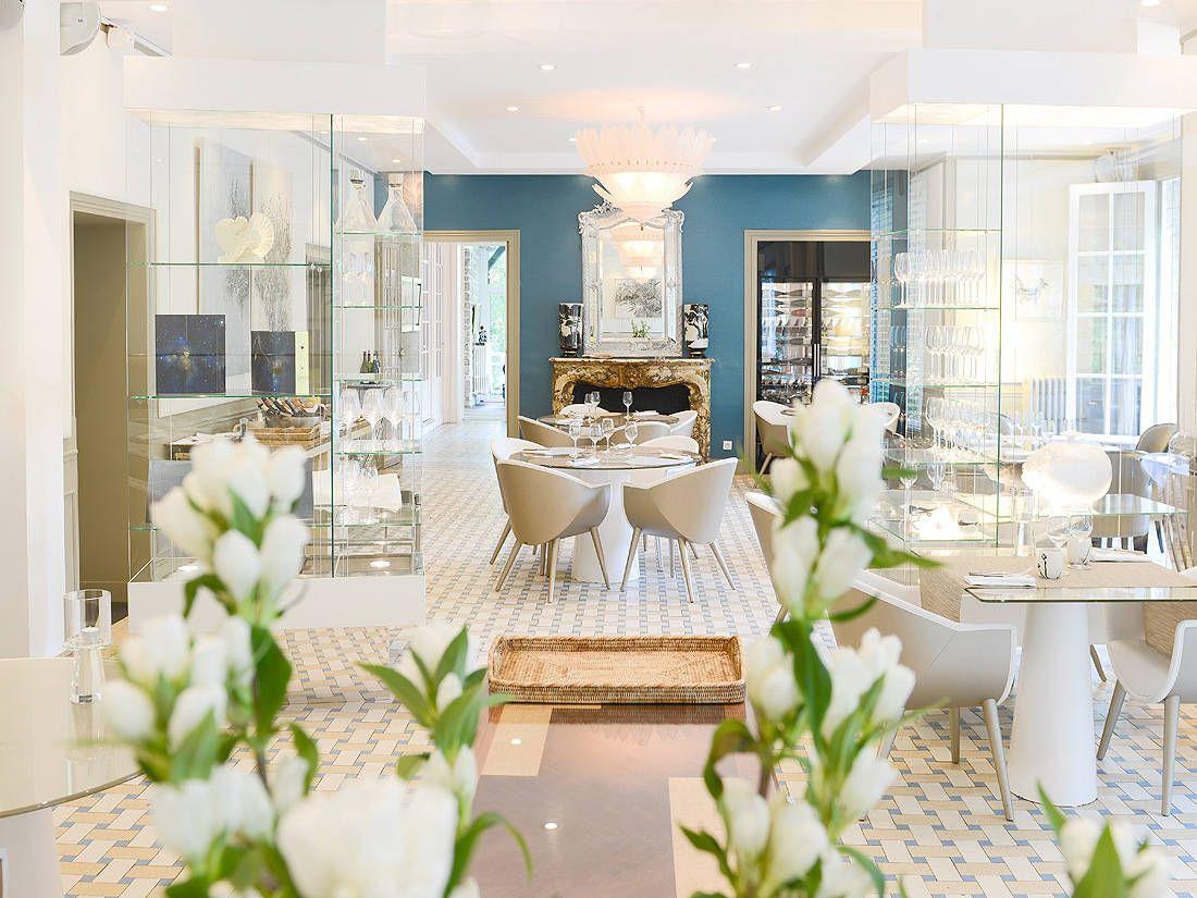 A Giverny Le Jardin Des Plumes Restaurant Romantique