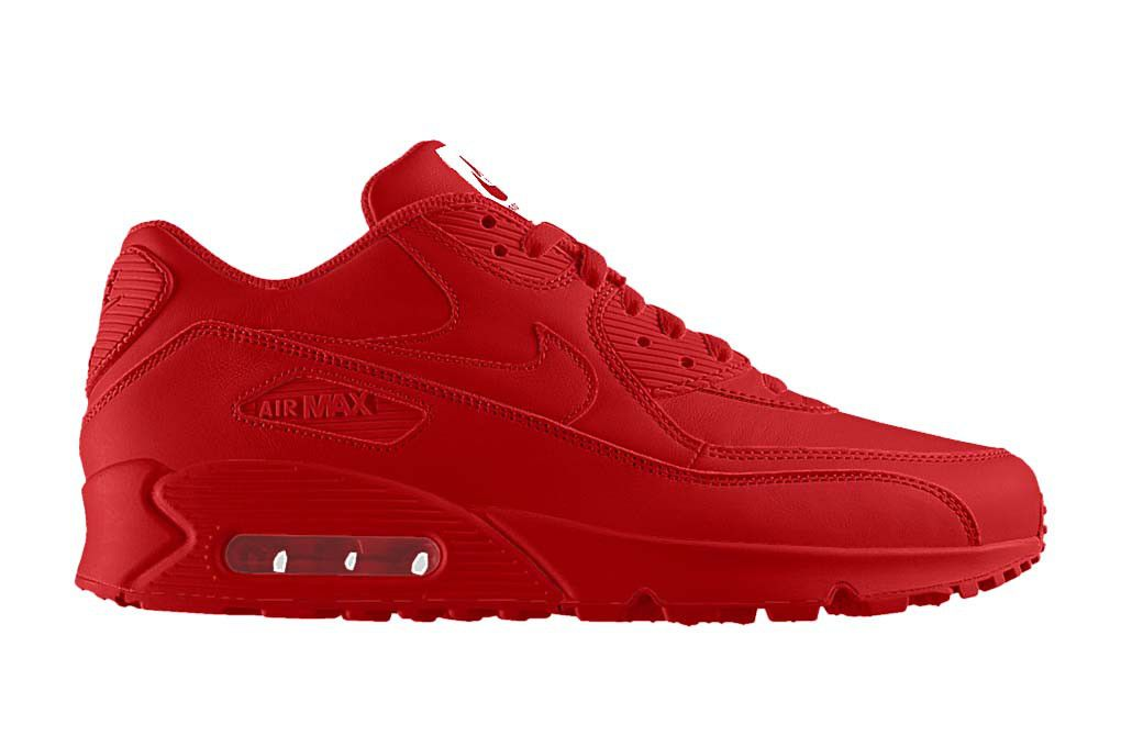 All Red Air Maxes Are Now Here | Sneakers | Red air max, All