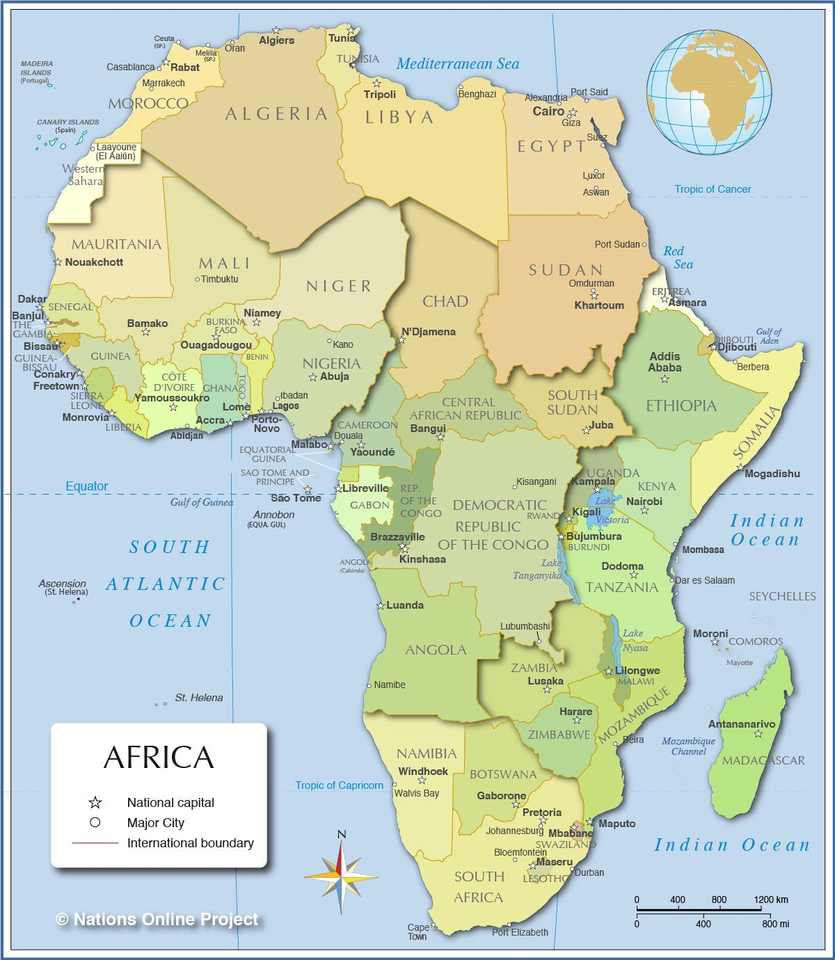africa map Free Large Images Maps Pinterest Africa Africa