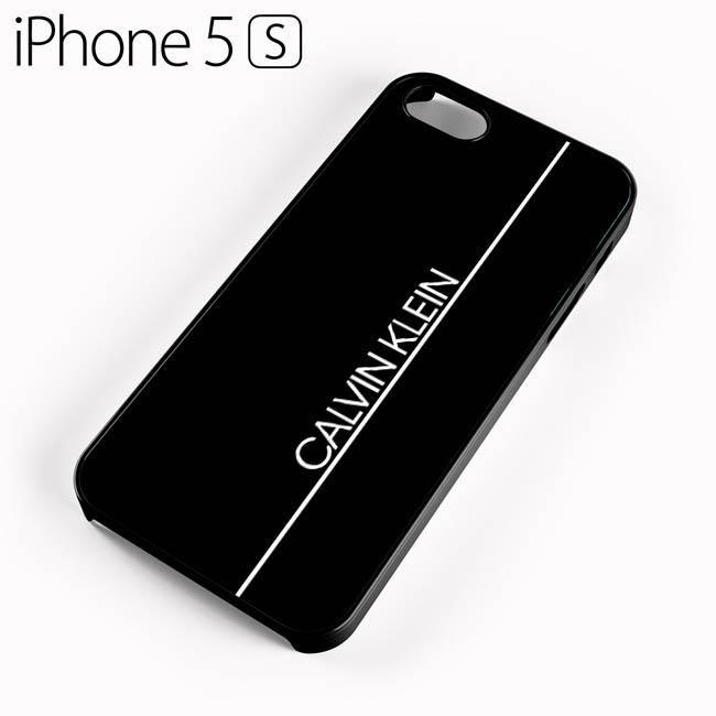 Calvin Klein New Logo iPhone 5 Case