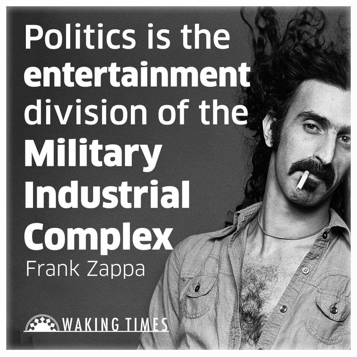 Politics serves as distraction Politics, Anarchism, Self