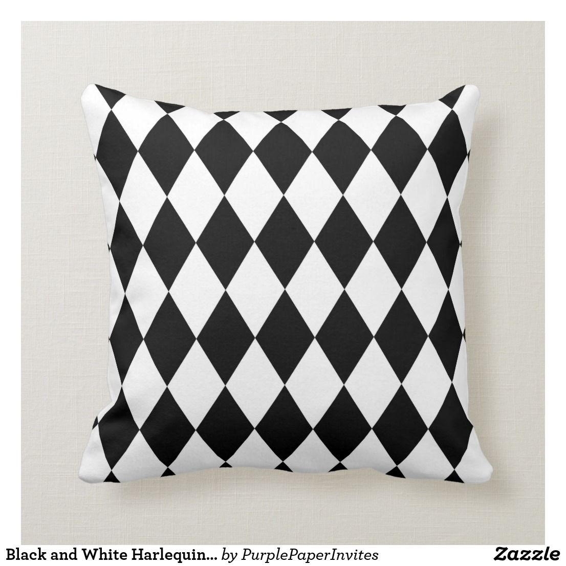 harlequin, bed pillows