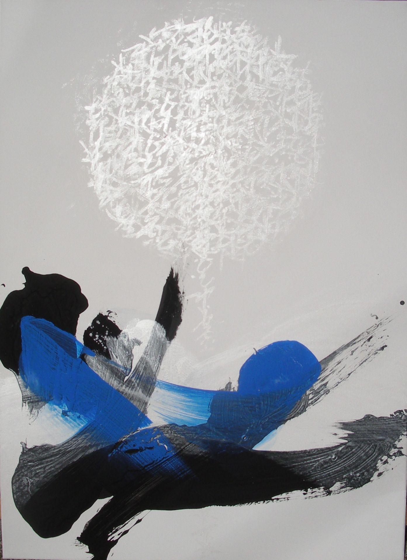By Hachiro Kanno Les Arts Oeuvre D Art Peinture Abstraite