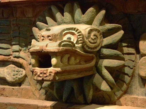 Xolotl – The Underworld Dog God of the Aztecs #aztec
