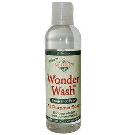 All Terrain 4 oz Wonder Wash Unscented @ Campmor.com