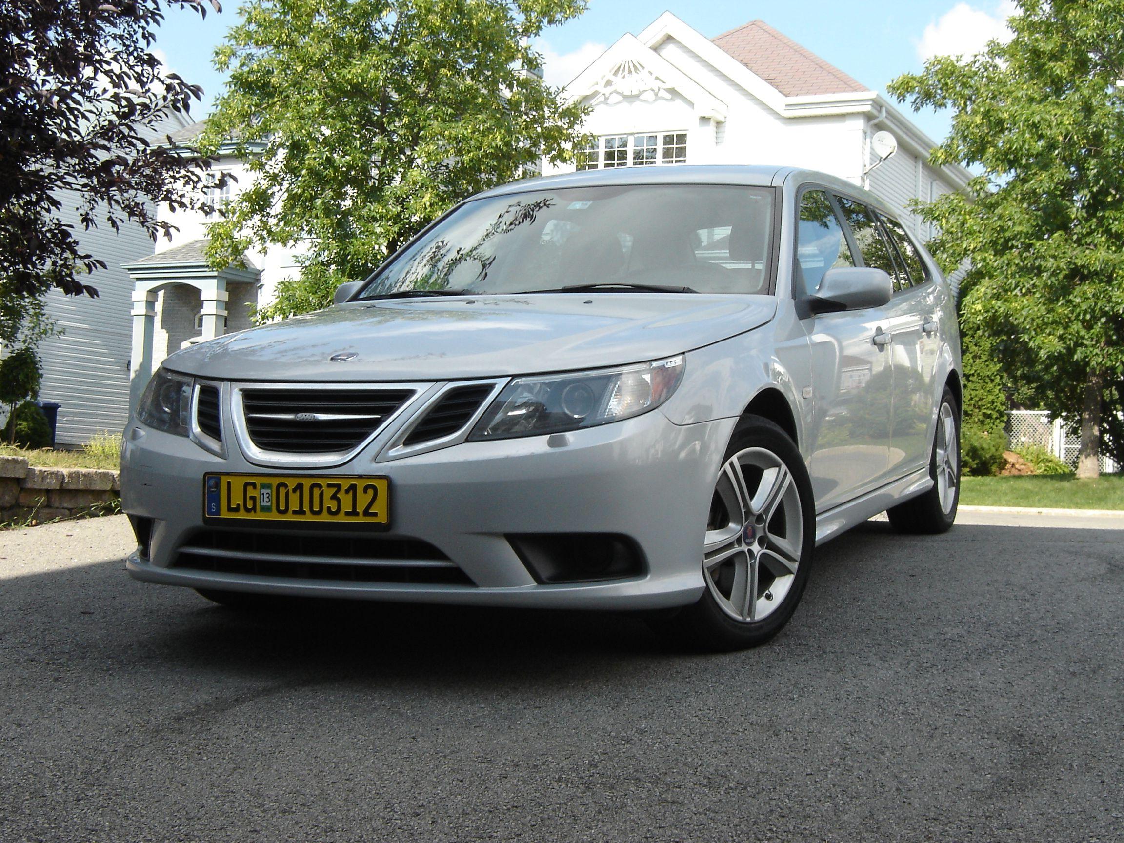 Saab Euro Style Plate Cars With Custom European License Plates