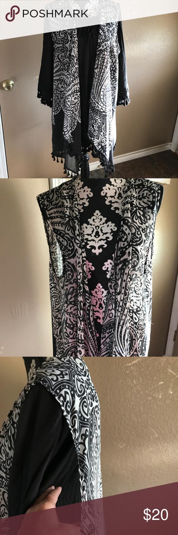 Plus vest price dropped Plus vest 2XL! So cute on ! lady noiz Jackets & Coats Vests